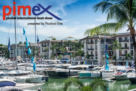 Phuket Marina boat show