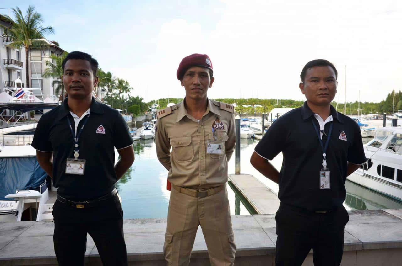 SGS at Royal Phuket Marina