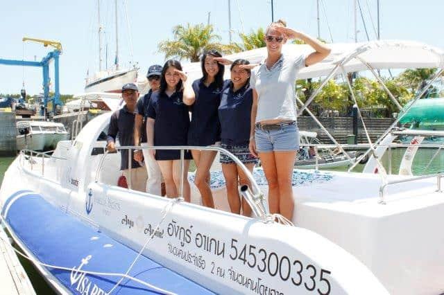 Isabella Yachts Phuket