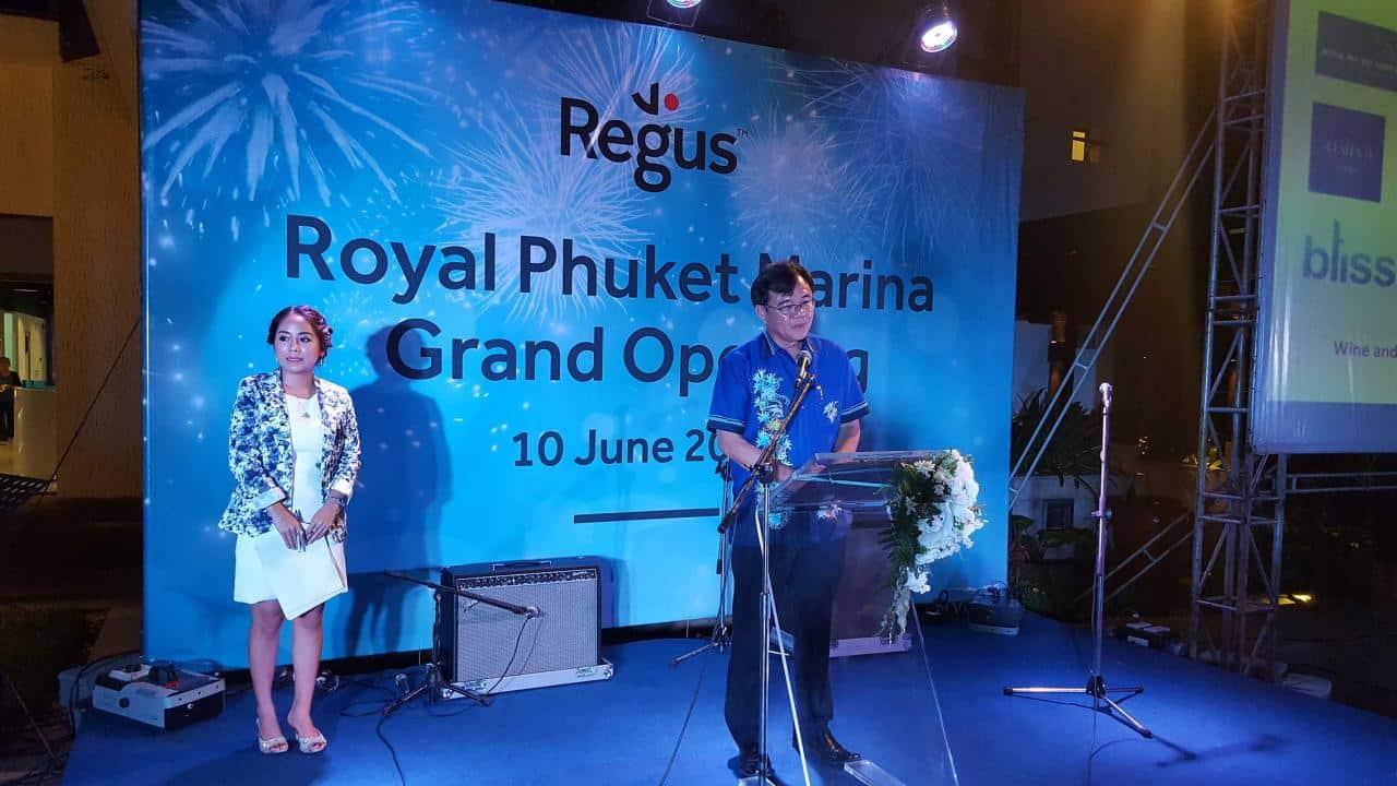 Regus Phuket at Royal Phuket Marina