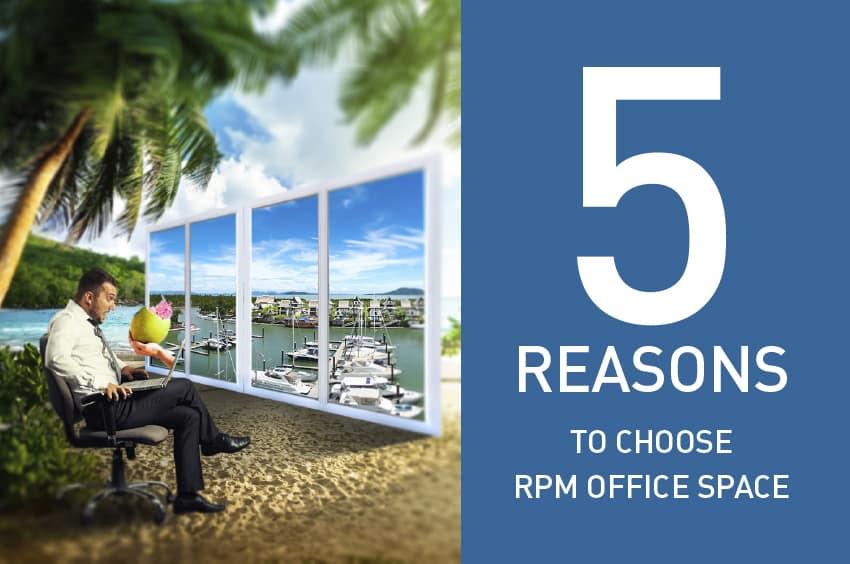 Phuket office space