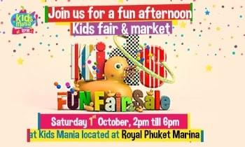 Kids fun fair club Phuket