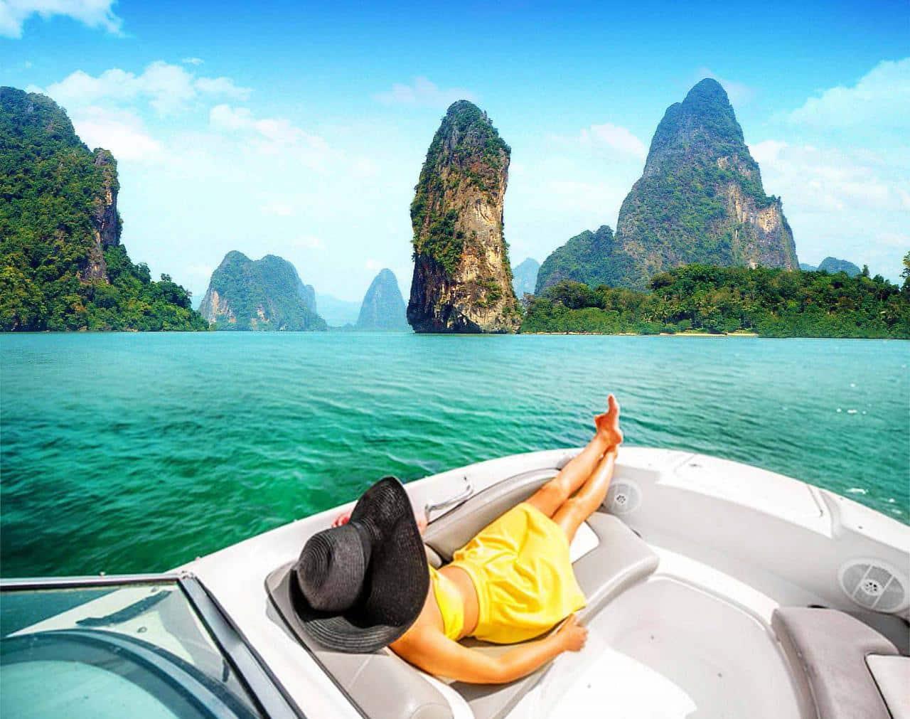 Royal Phuket Marina Phang Nga Bay