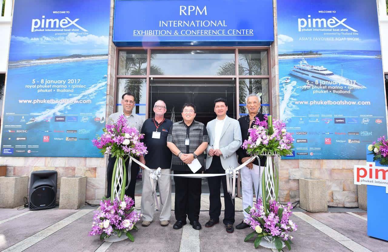 Phuket International Boat Show 2017